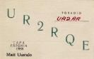 UR2 QSL: 161