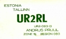UR2 QSL: 146