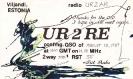 UR2 QSL; 125
